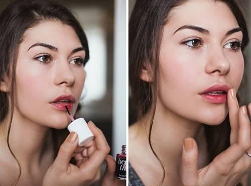 Тинт для губ — что это, как пользоваться: гель, помада, фломастер, пленка, маркер. топ лучших средств