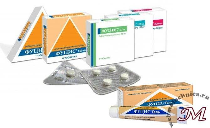 Грибок на половом члене: фото симптомов, лучшие мази для лечения