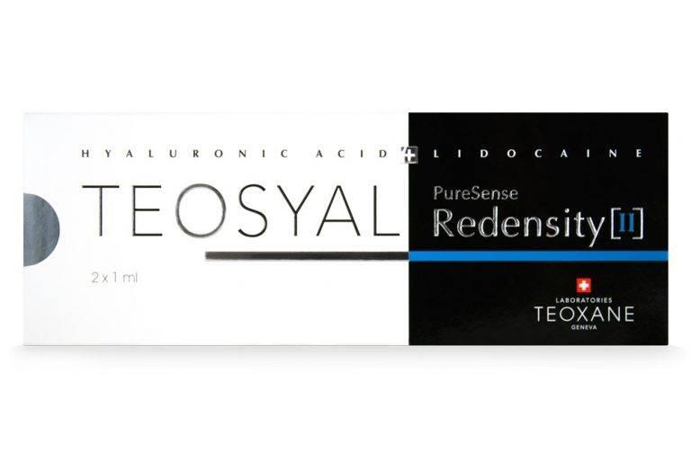 Биоверитализация теосиаль мезо и реденсити для глаз