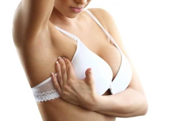 Причины болей в груди при отсутствующей менструации