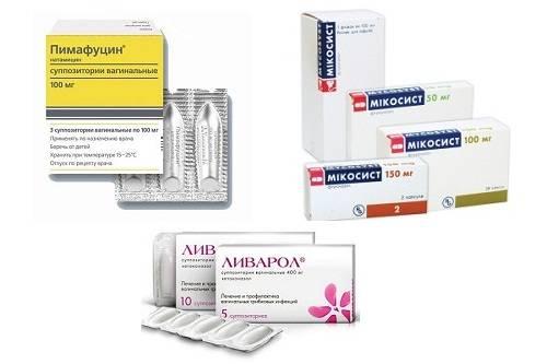 Молочница после антибиотиков