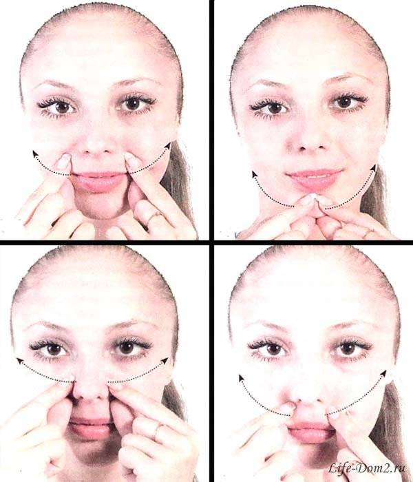 Массаж лица: стили, техники и правила выполнения в картинках и фото, видеоуроки самомассажа