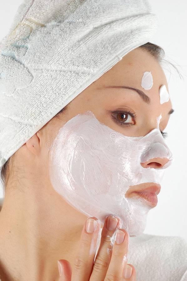 Банные маски для тела