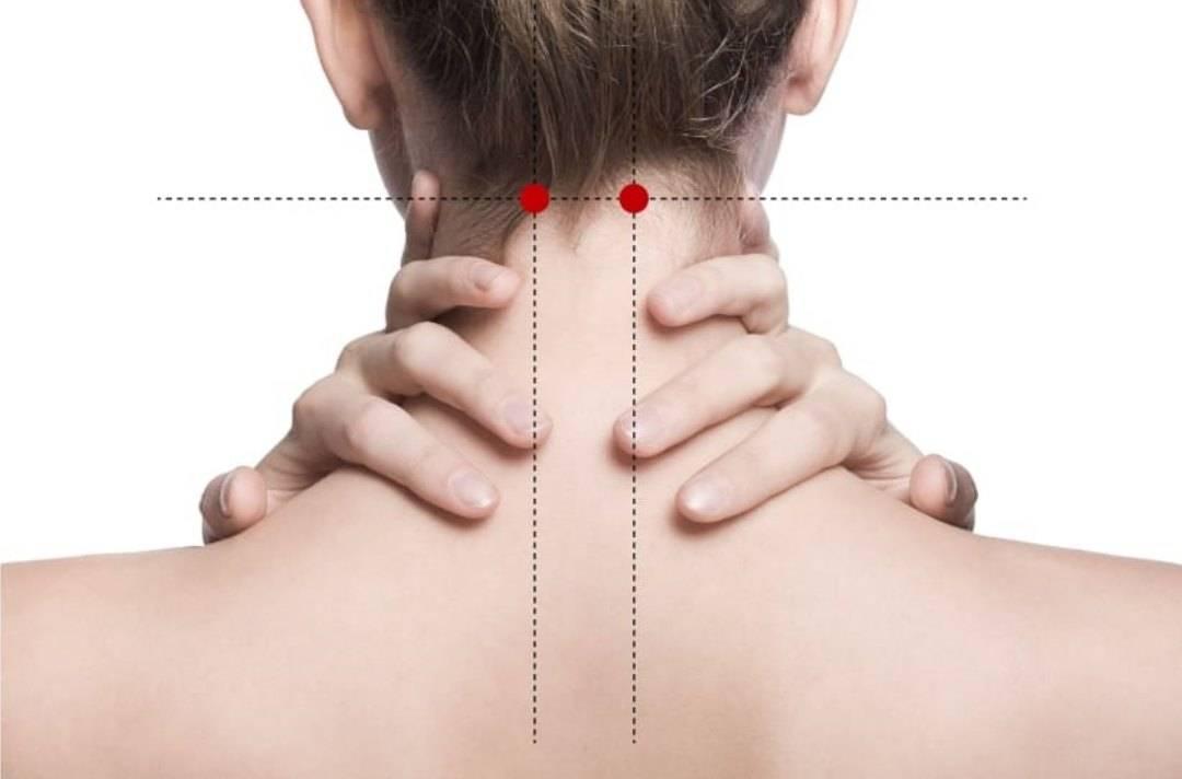 Точечный массаж как эффективное средство при зубной боли
