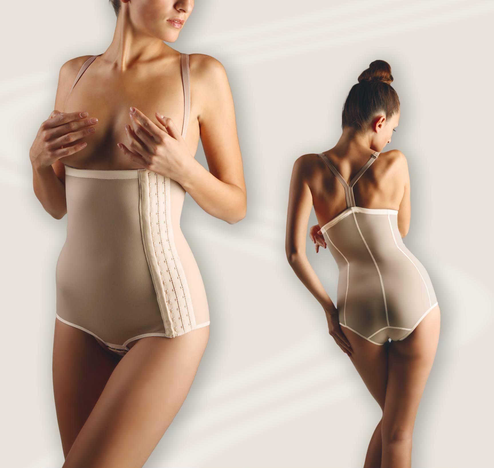 Компрессионное белье после абдоминопластики: как носить, когда снимать и как выбрать?