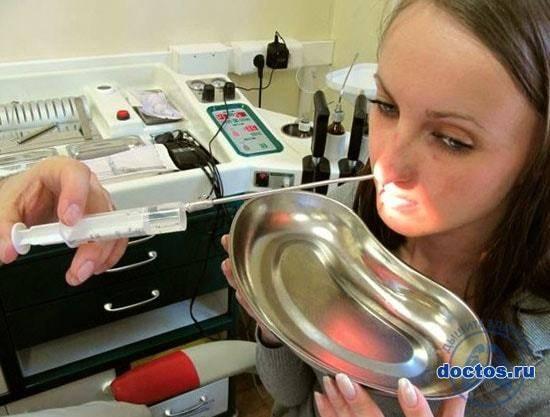 Пирсинг носа: как проводится процедура, возможные осложнения, правильный уход. инструкция по уходу за крылом носа после прокола прокол крыла носа название