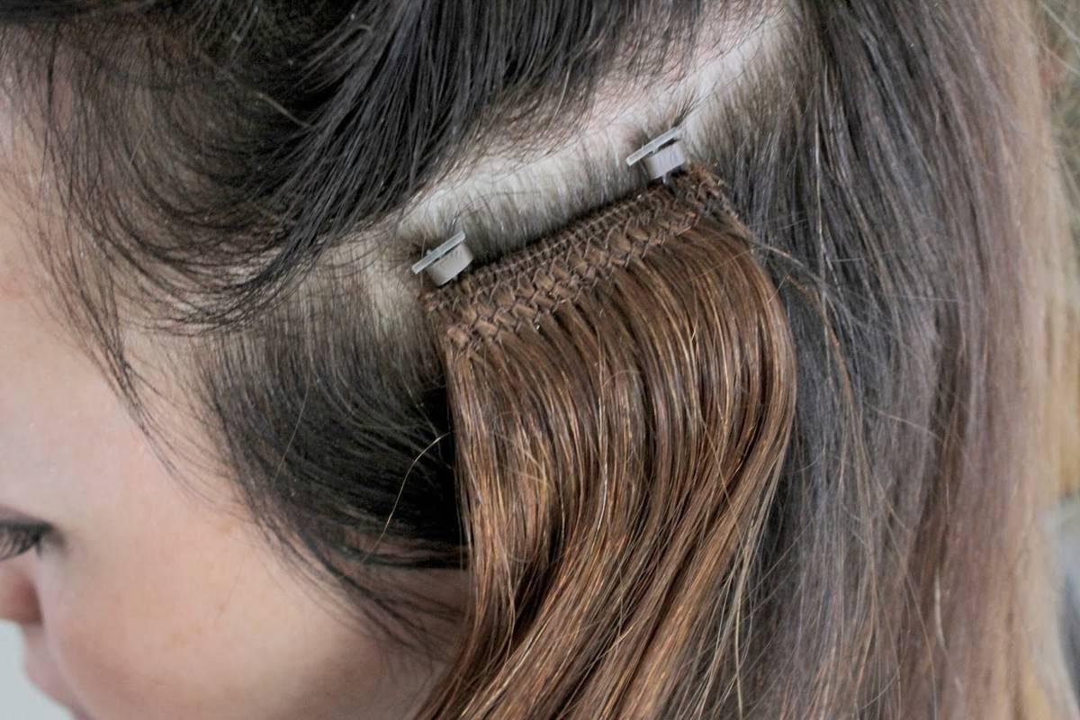 Полное досье на капсульное наращивание волос: методики, пошаговые схемы, особенности