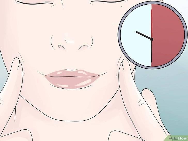 Способы сделать ямочки на щеках в домашних условиях без операции и с ней