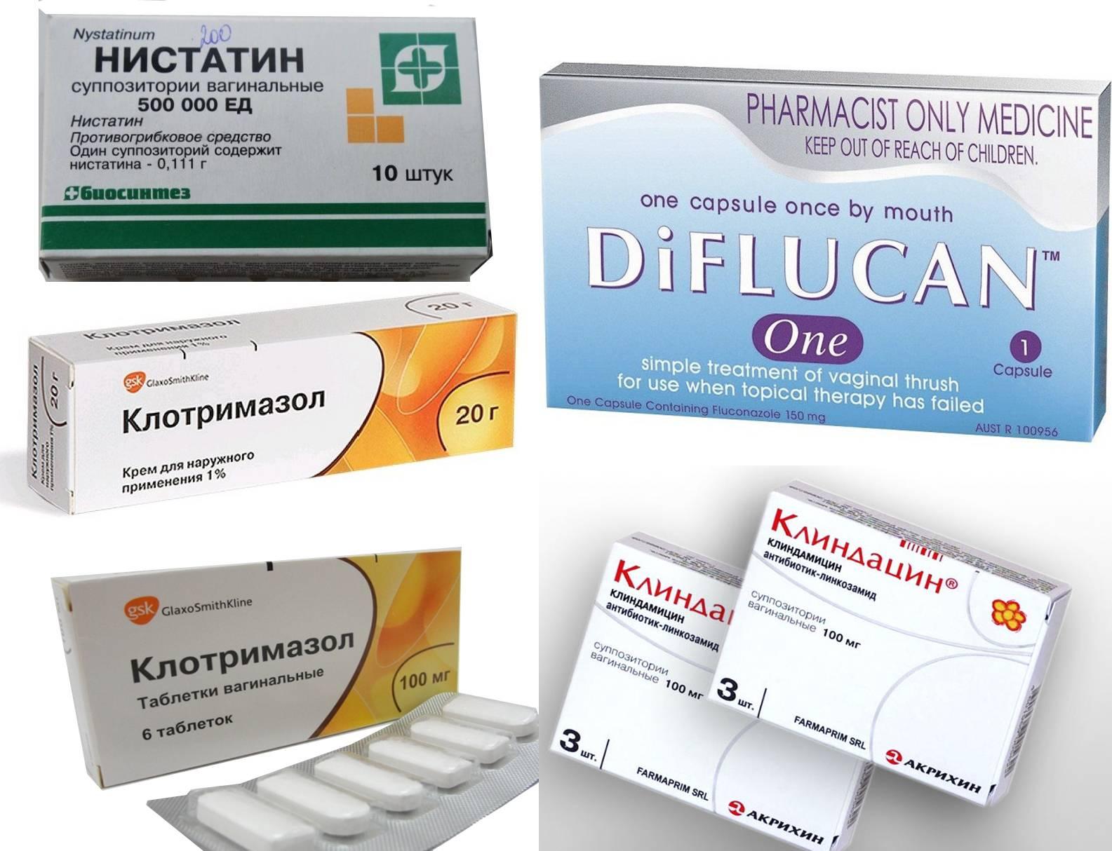 Препараты против молочницы у женщин: самые эффективные