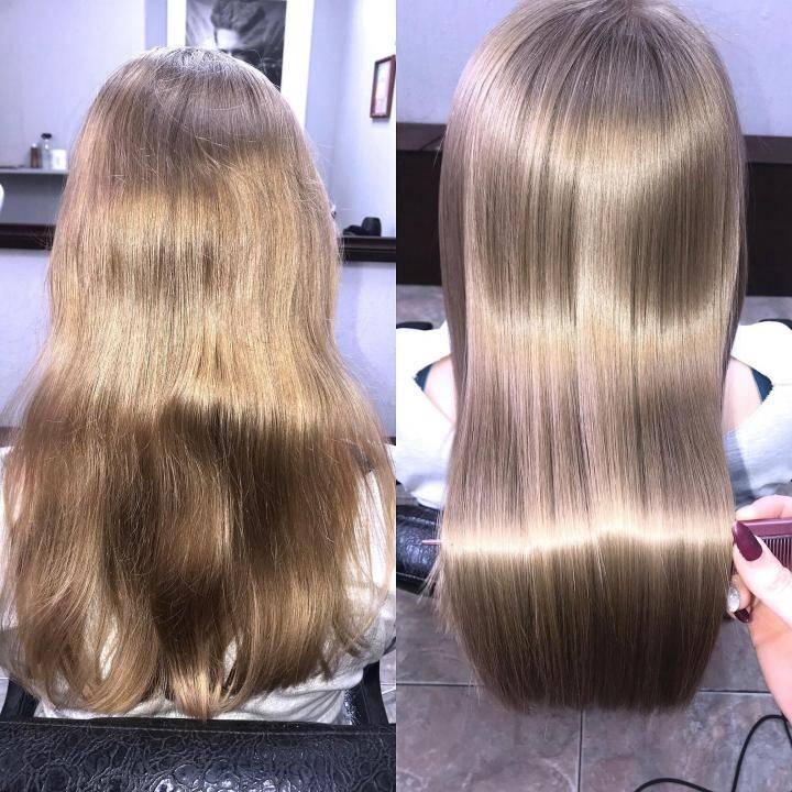 Чем отличается ботокс от кератинового выпрямления волос?