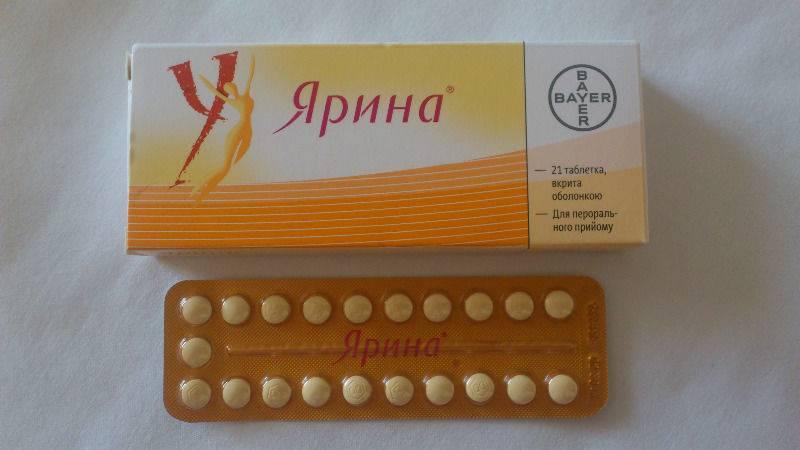 Аналоги таблеток «ярина» по составу