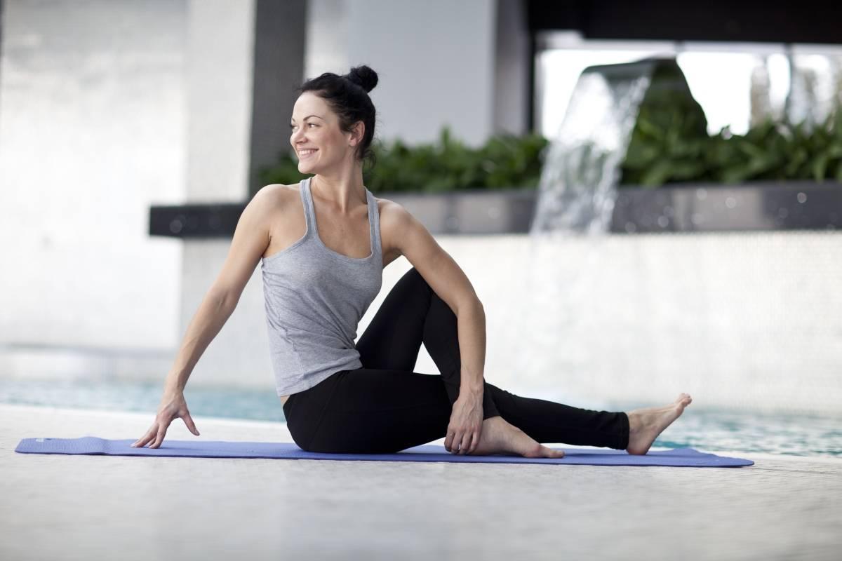 Фитнес и месячные — за и против