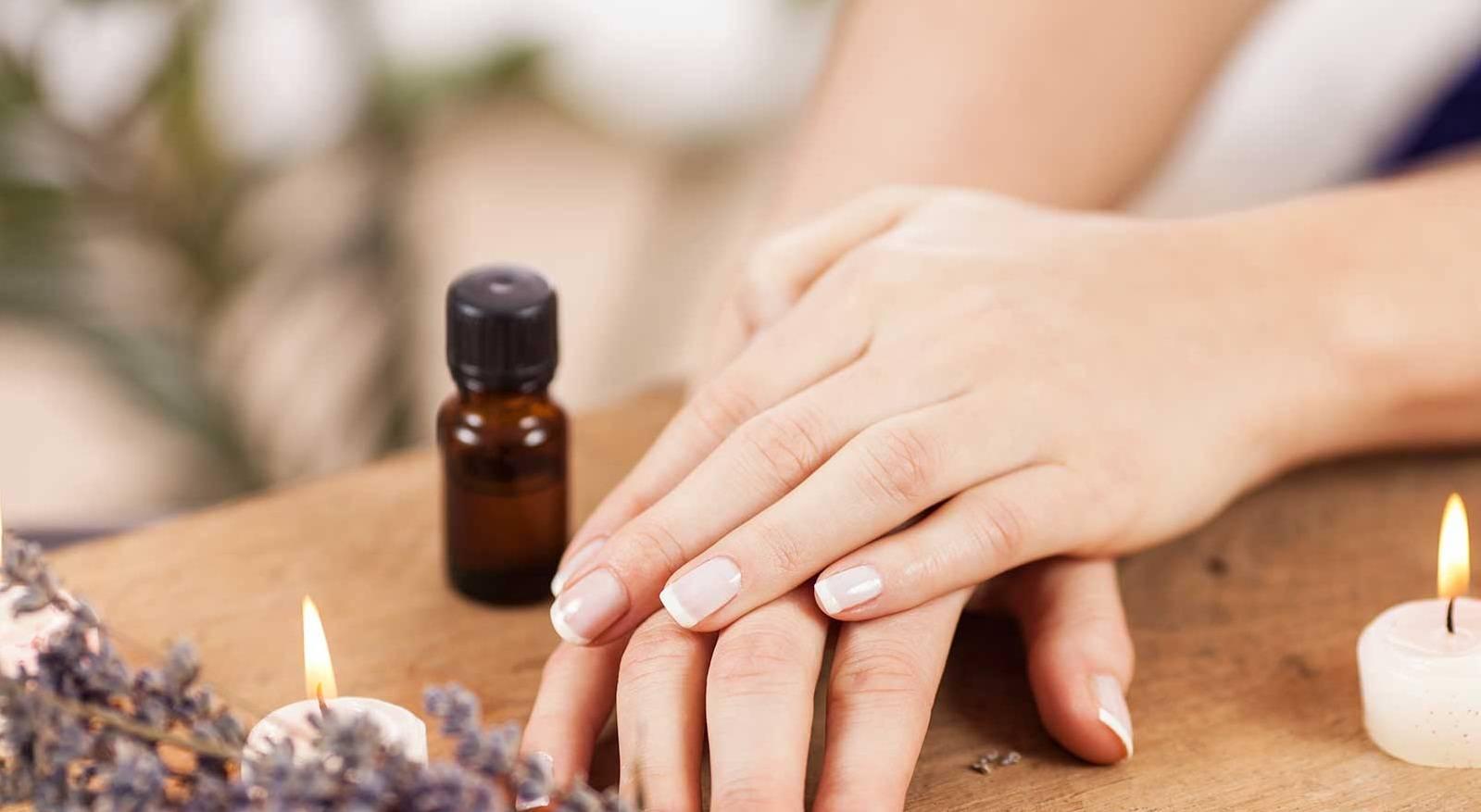Какие эфирные масла помогают от грибка ногтей