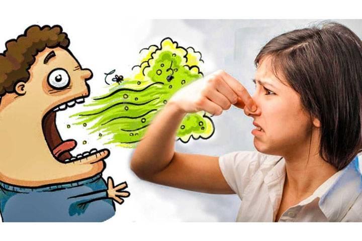 Следствие болезни или временная патология? причины кислого запаха изо рта