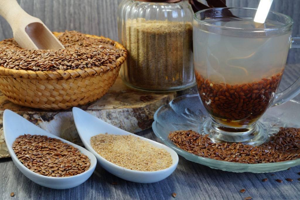 Семена льна: полезные свойства и противопоказания