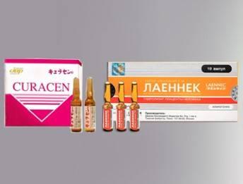 Лаеннек— плацентарный препарат для мезотерапии
