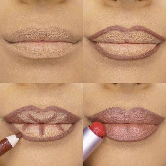 «взять на карандаш!»: правила идеального контура губ и оригинальный матовый makeup с карандашом