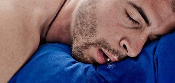 Что делать, если во сне текут слюни