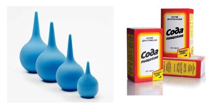 Сода от молочницы: как делать спринцевание и подмывания?