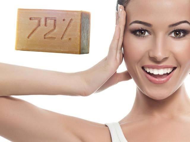 Хозяйственное мыло от морщин — отзывы опробовавших