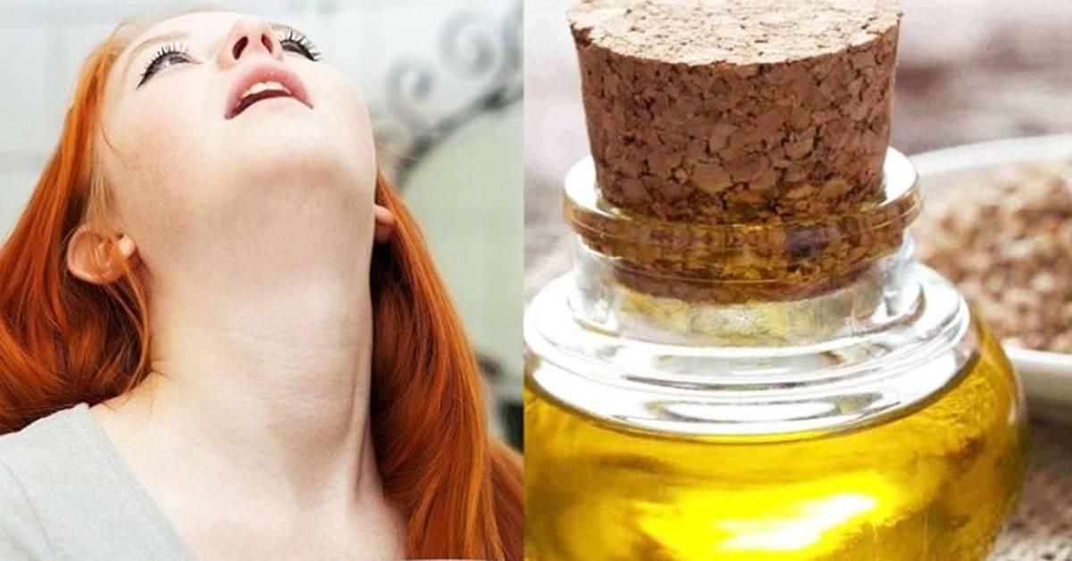 Аюрведическое полоскание рта маслом: как и зачем это делать