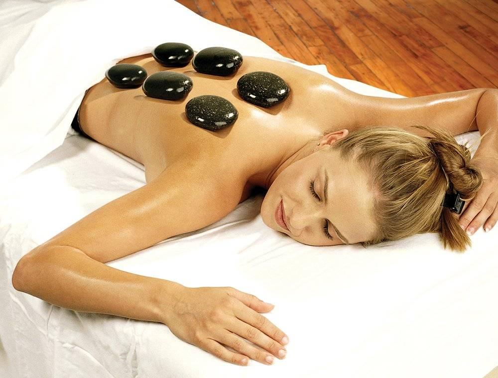 Энергетический массаж камнями: польза и противопоказания