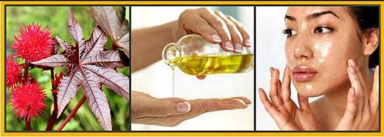 Касторовое масло для лица: применение, маски от морщин, прыщей и другие домашние маски.