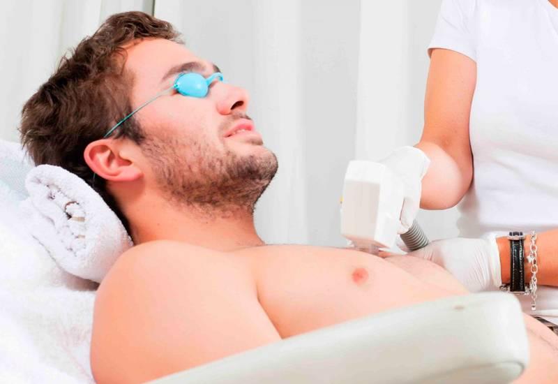 Удаление нежелательных волос у мужчин: все о мужских эпиляторах