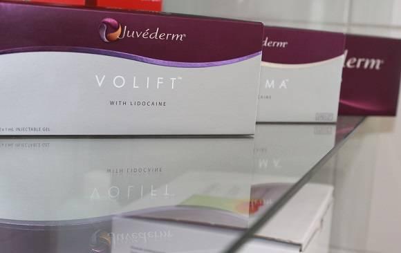 Ювидерм (juvederm) – филлер для контурной пластики