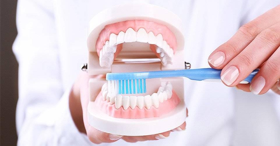 Чистка зубов ультразвуком. комфортно, быстро, эффективно
