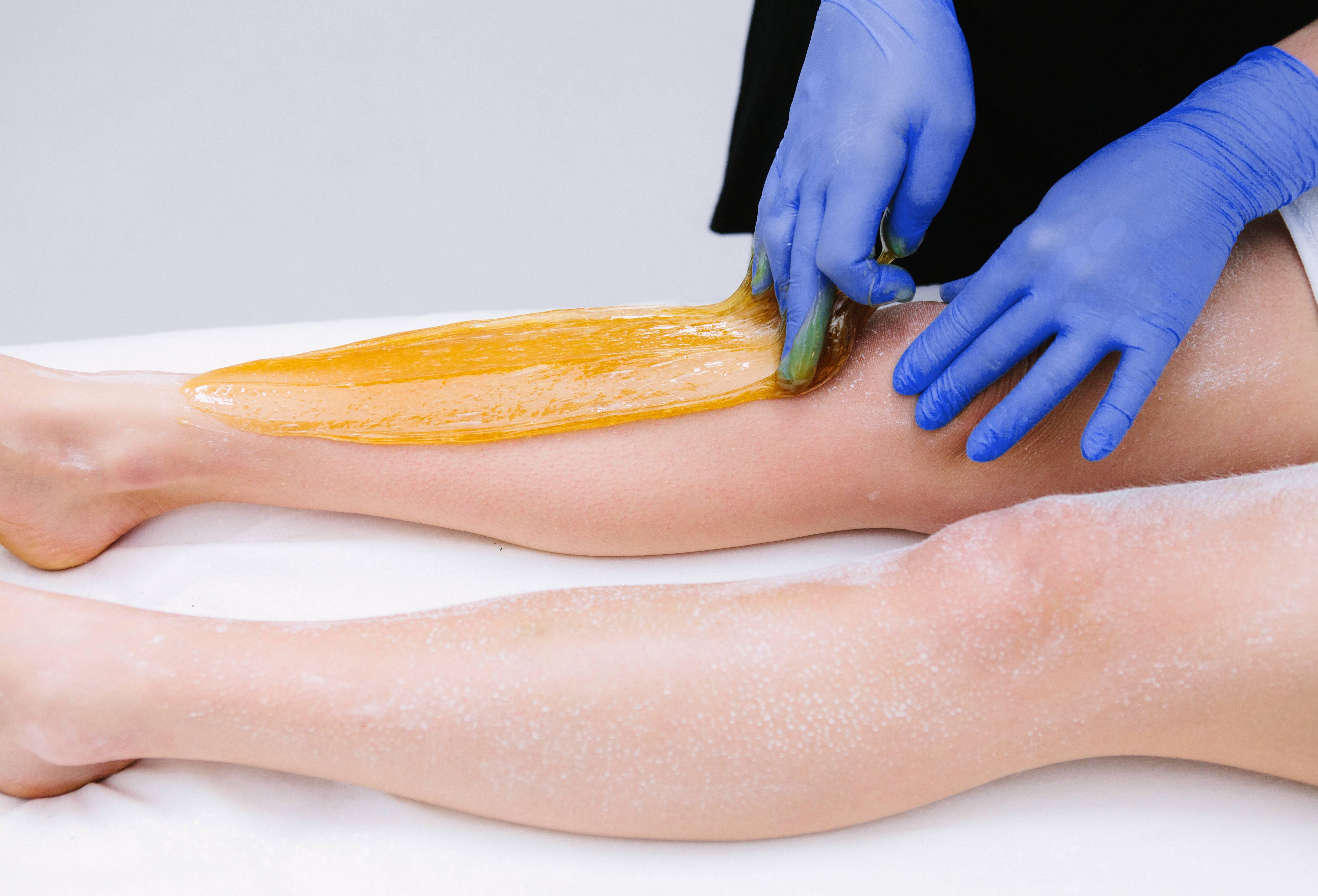 Уход за кожей после шугаринга