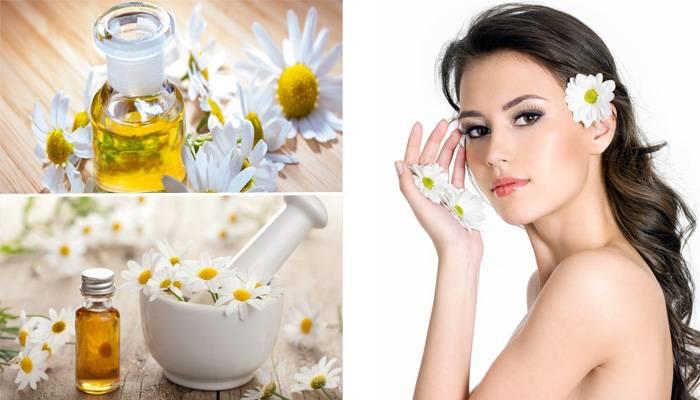 Ромашковый отвар для лица: комплексное воздействие на кожу