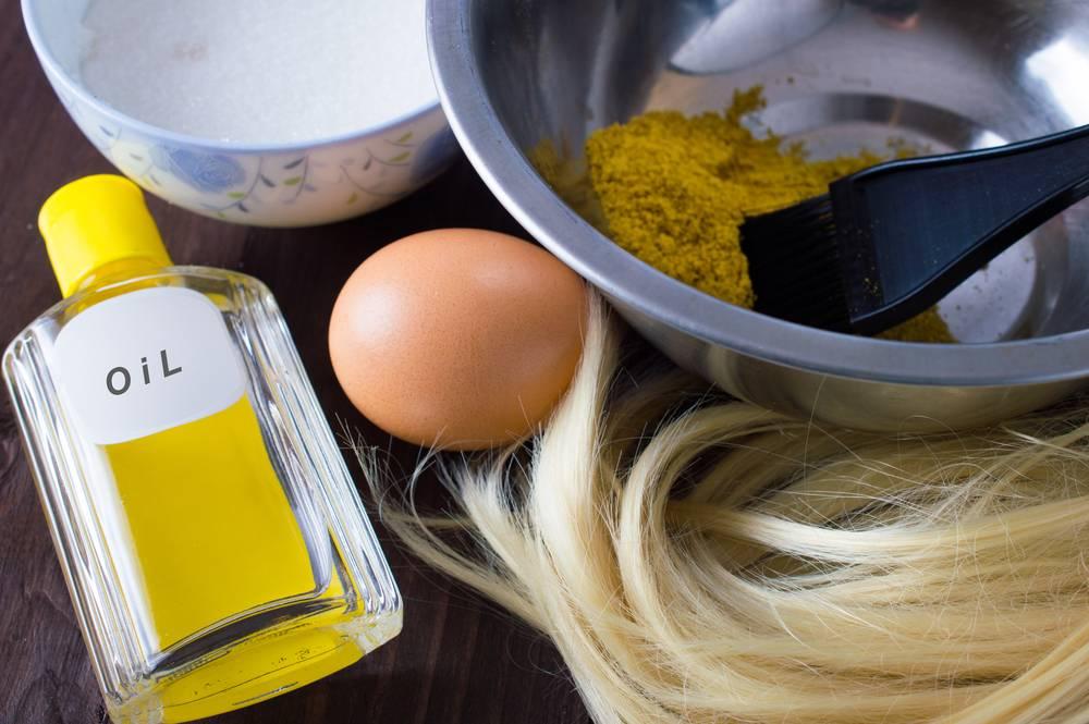 Избранные рецепты масок для волос с горчицей для роста волос в домашних условиях: горчичная мощь