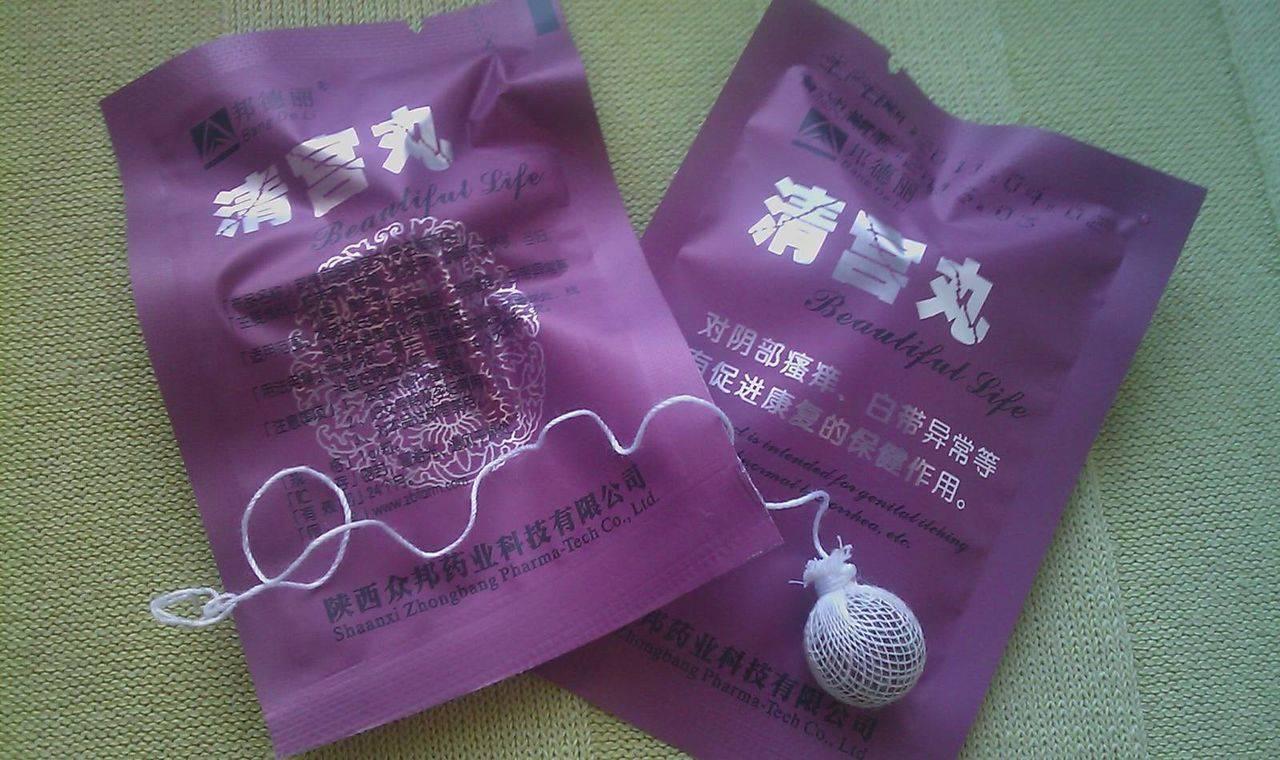 Особые китайские тампоны: польза и вред, результат применения