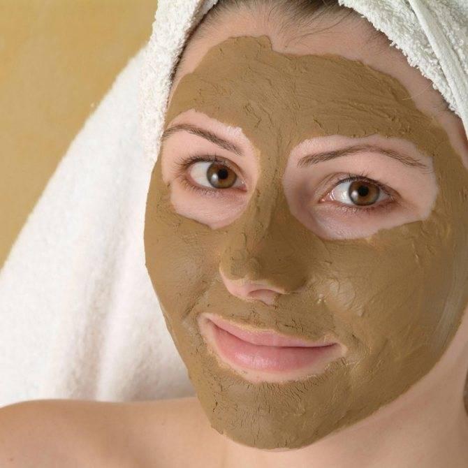 Чем полезна голубая глина для кожи лица