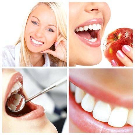 Зубы стреляют после отбеливания