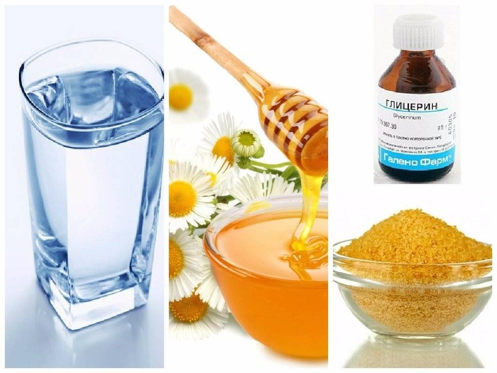 Глицерин для кожи лица — свойства и действие масок
