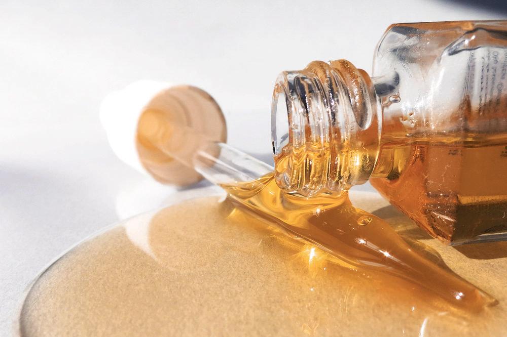 Масло для сухой кожи