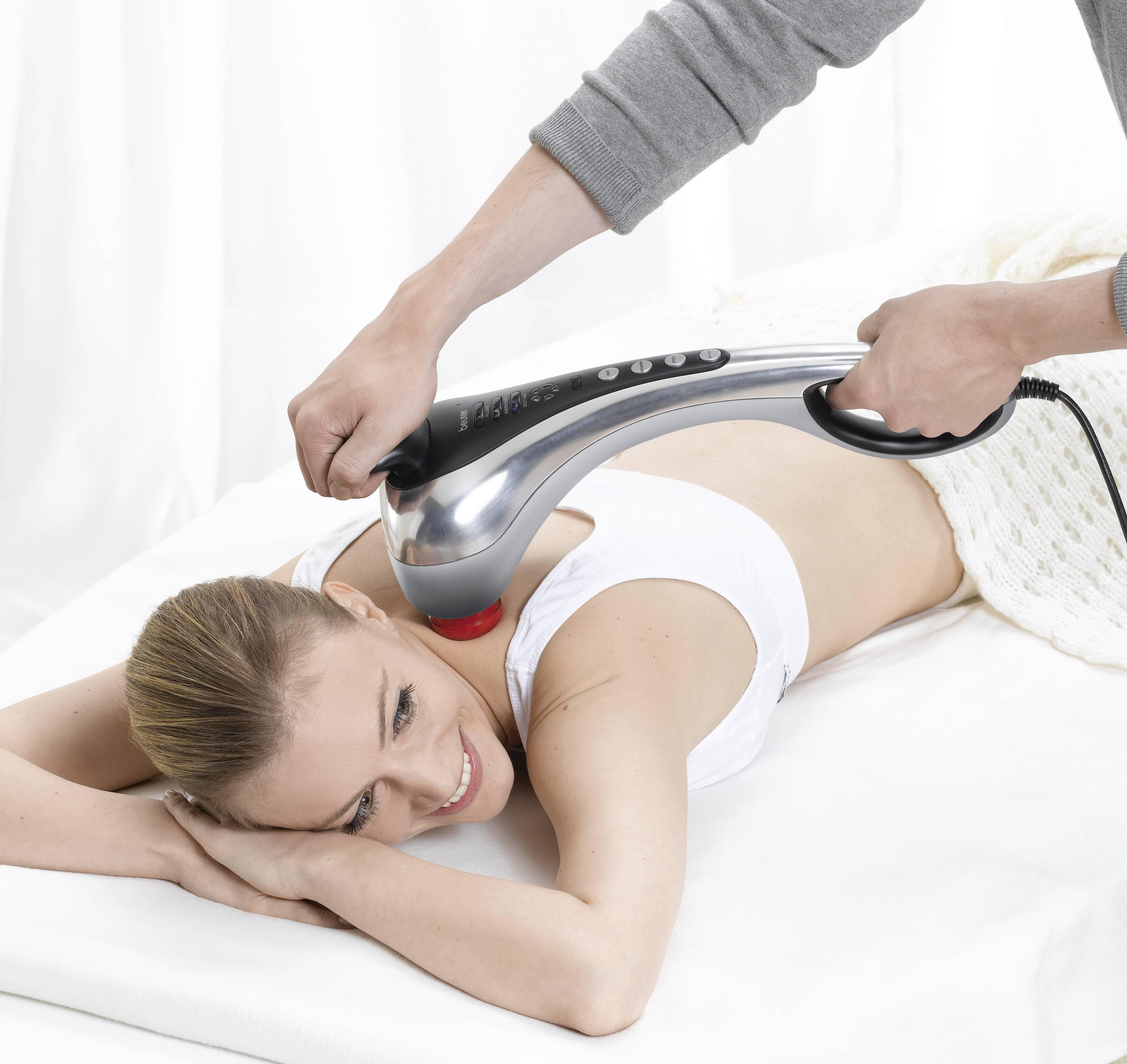 Аппаратный массаж: описание процедуры и виды