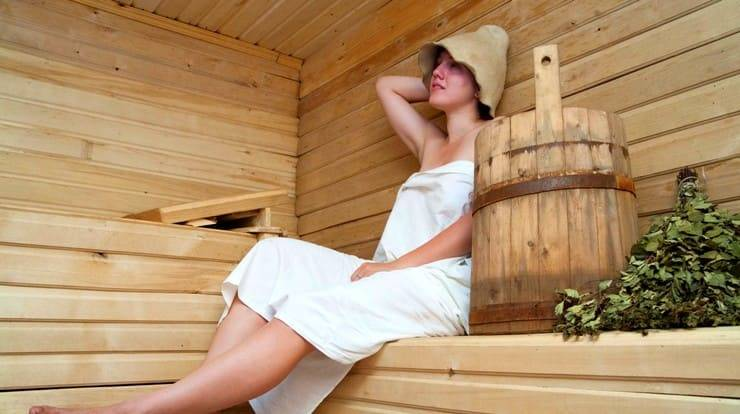 Можно ли ходить в баню при месячном цикле