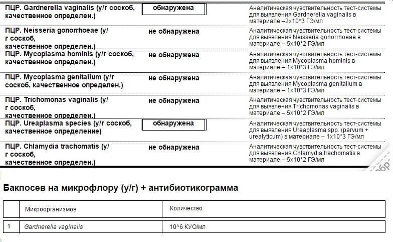 Запись в анализе «ureaplasma parvum обнаружено»: что это значит?