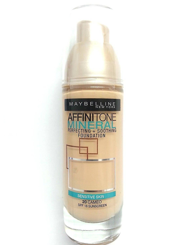 Affinitone совершенный тон  выравнивающий тональный крем                         слоновая кость