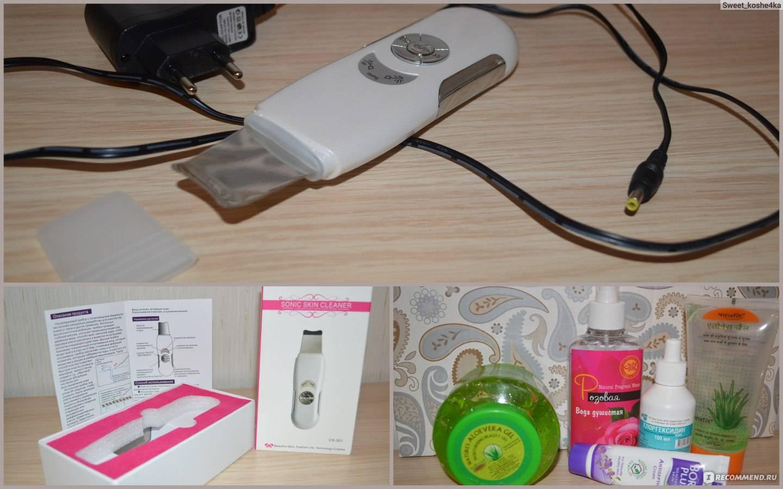 Топ-10 приборов для ультразвуковой чистки лица