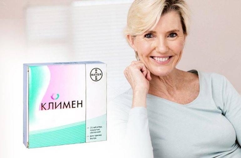 6 самых лучших гормональных препаратов при климаксе