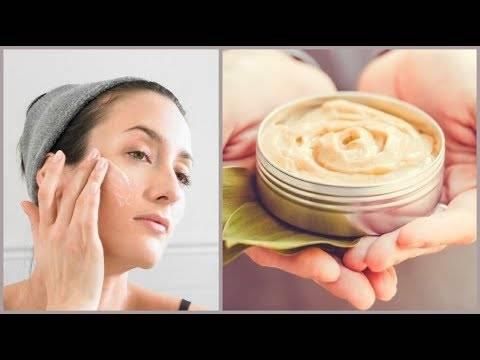 Как приготовить косметический крем в домашних условиях