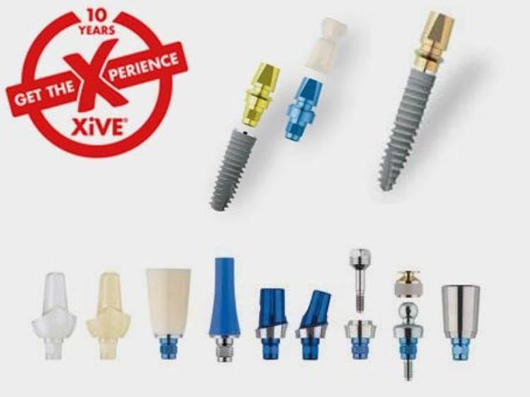 Зубные импланты xive: обзор немецких моделей, установка и советы по уходу