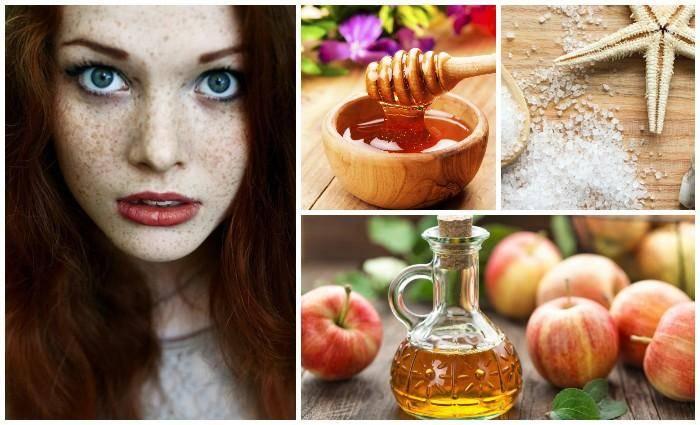 Яблочный уксус — «защитник» кожи лица от морщин и несовершенств