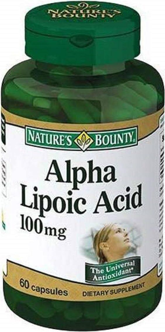 Применение липоевой кислоты для кожи лица в домашних условиях