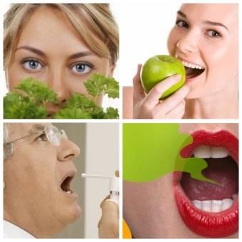 10 лучших способов избавиться от неприятного запаха изо рта