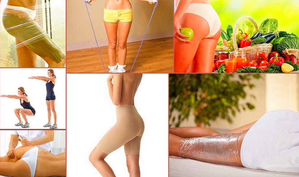 Лучшие средства от целлюлита на ногах, ягодицах и бедрах